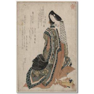 Poster Japon Vintage