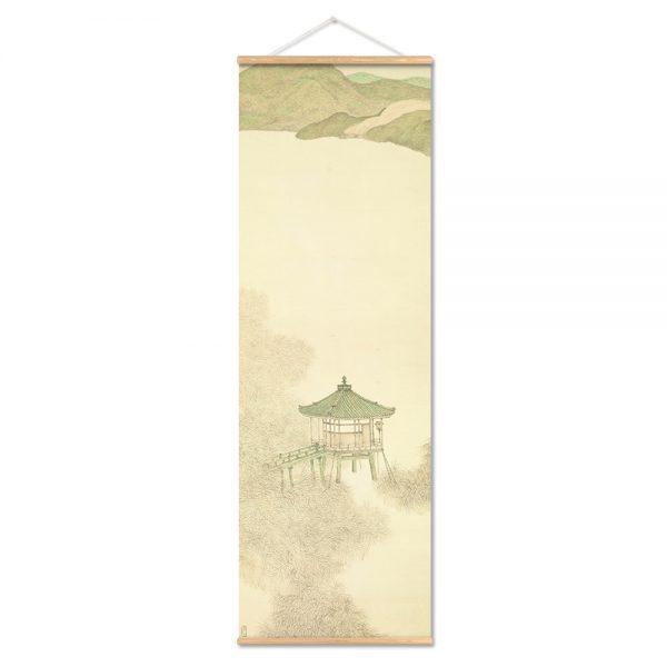 Tableau Japonais Retro