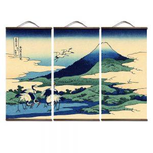 Tableau Japonais Hokusai
