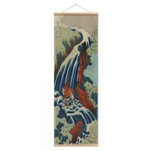 Tableau Japonais Vague Inouie