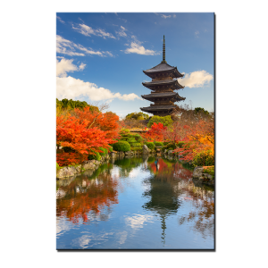 Tableau Japonais Zen