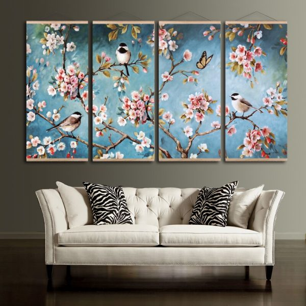 Tableau Deco Japonais