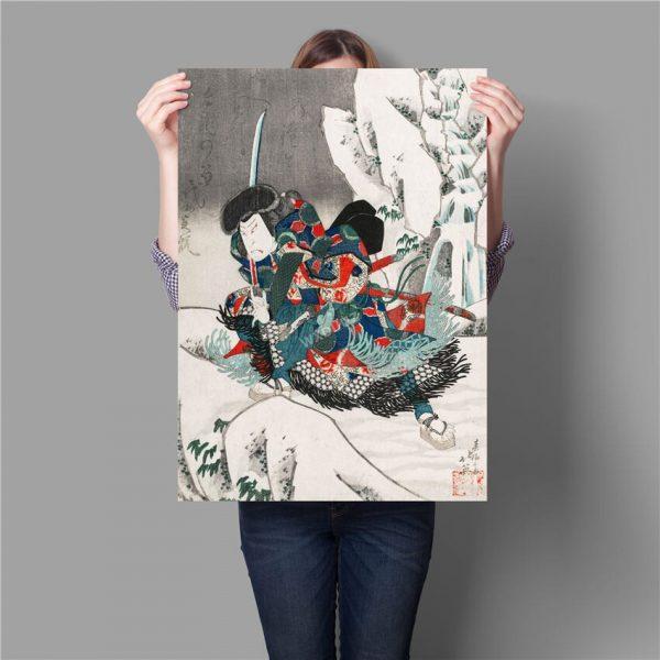 Poster Japon Original