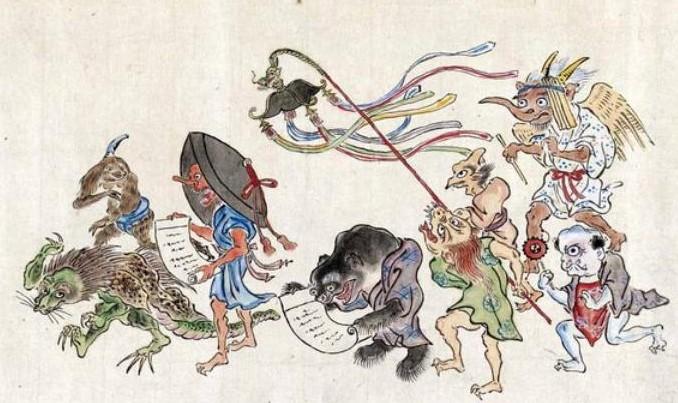Que sont les yokais au Japon ?