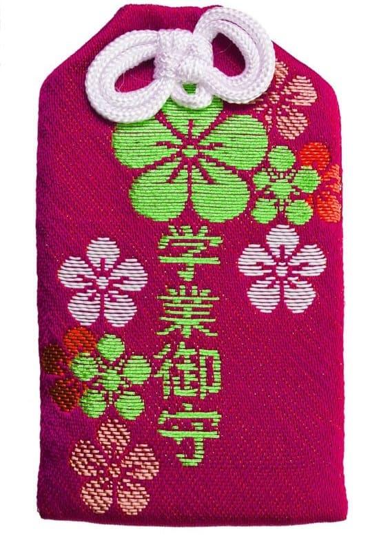 Porte bonheur Nippon pour chasser les esprits maléfiques