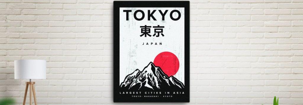 tableau japon